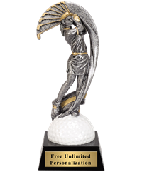 Motion Extreme Golf Trophy - Female