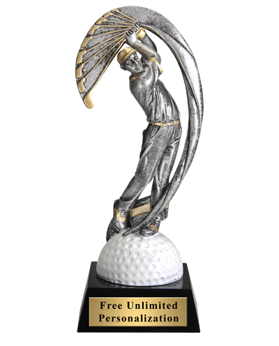 Motion Extreme Golf Trophy - Male