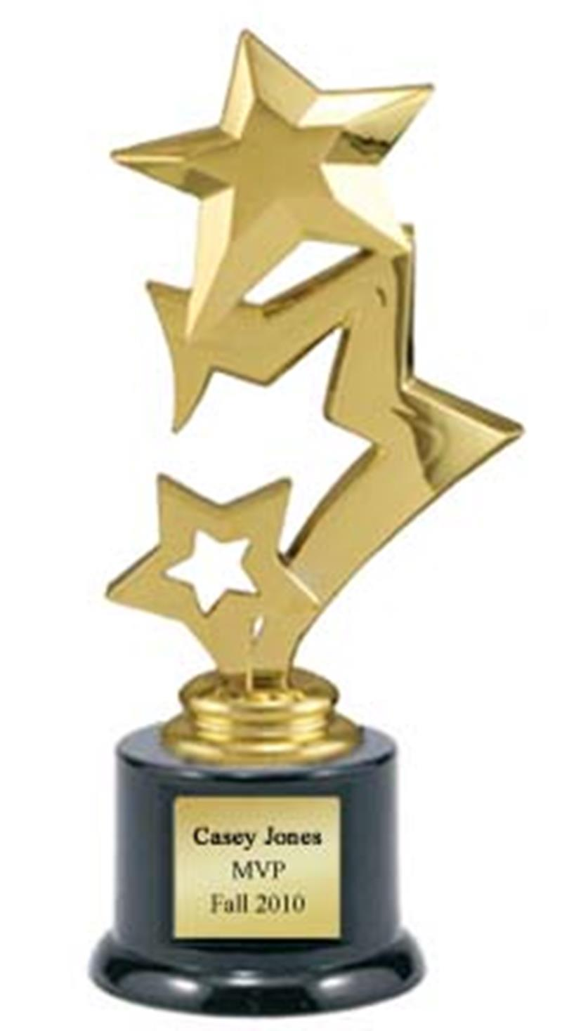 Galaxy Star Trophy