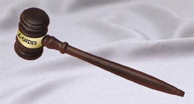 Ladies' Gavel w/ Band