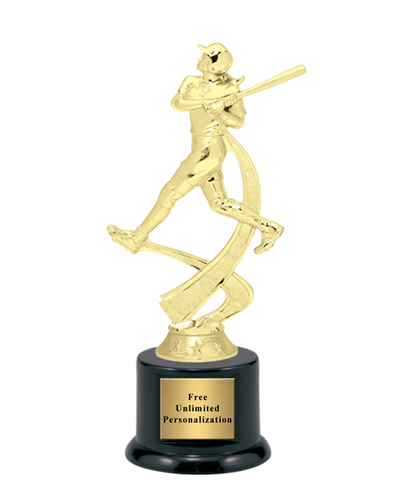 Motion Softball Trophy