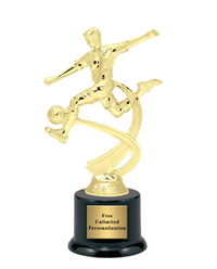 Motion Soccer Trophy - Male