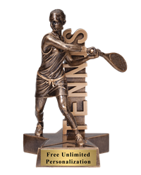 Billboard Tennis Trophy - Female