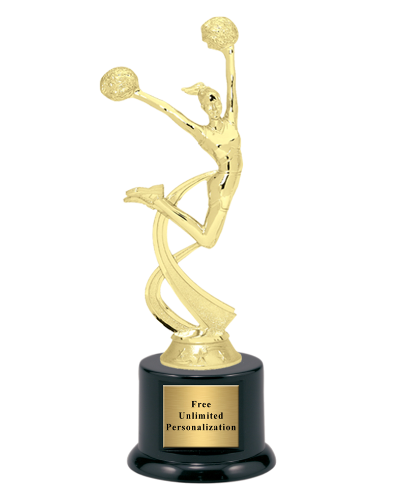 Motion Cheerleading Trophy