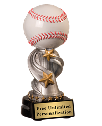 Encore Baseball Trophy