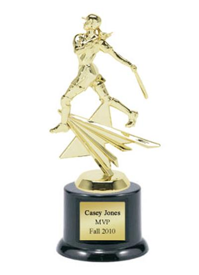 Shining Star Softball Trophy - Female