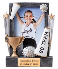 Cheering Sport Photo Frame