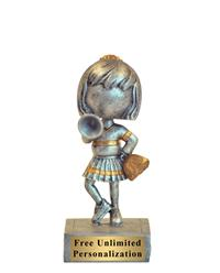 Bobblehead Cheer Trophy