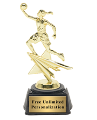 Star Action Basketball Award - Female