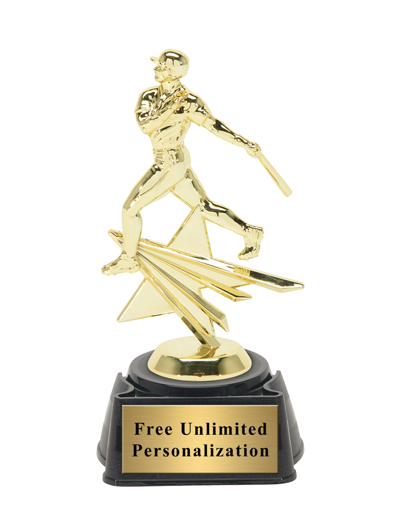 Star Action Baseball Award