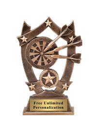 Star Shield Darts Trophy