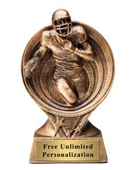 Saturn Football Trophy