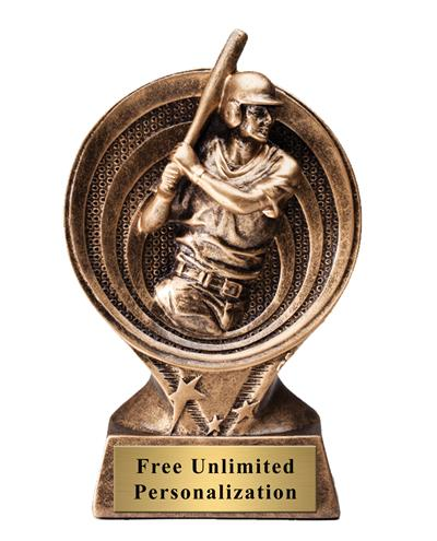 Saturn Baseball Trophy