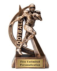 Ultra Action Football Trophy