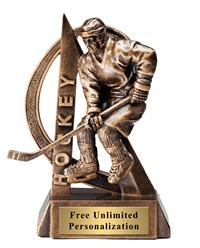 Ultra Action Hockey Male Trophy