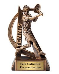 Ultra Action Tennis Male Trophy