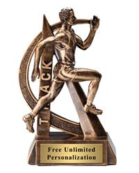 Ultra Action Track Male Trophy