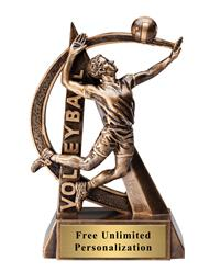 Ultra Action Volleyball Male Trophy