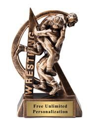 Ultra Action Wrestling Trophy