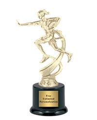 Motion Flag Football Female Trophy
