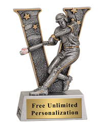 V-Series Baseball Award - Male