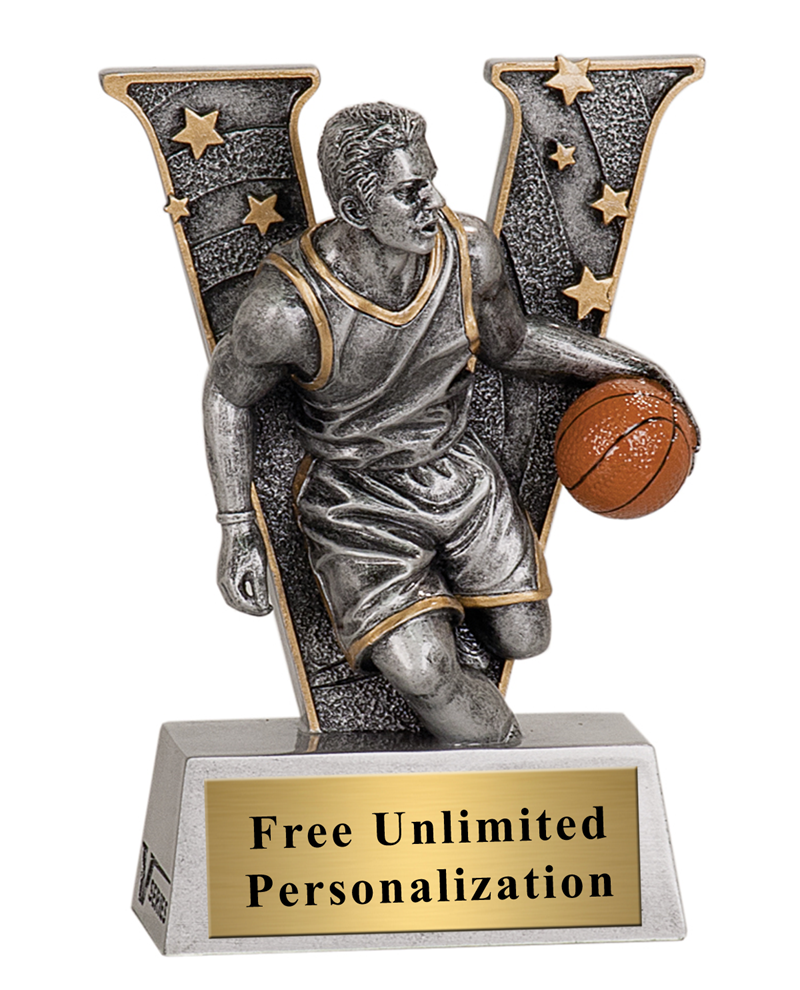V-Series Basketball Award - Male