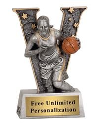 V-Series Basketball Award - Female