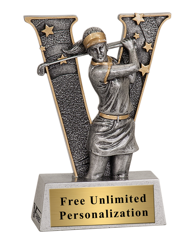 V-Series Golf Award - Female
