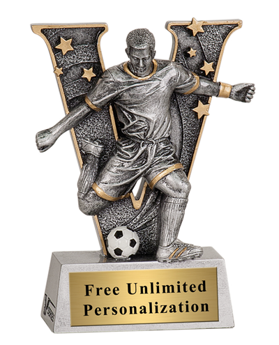 V-Series Soccer Award - Male