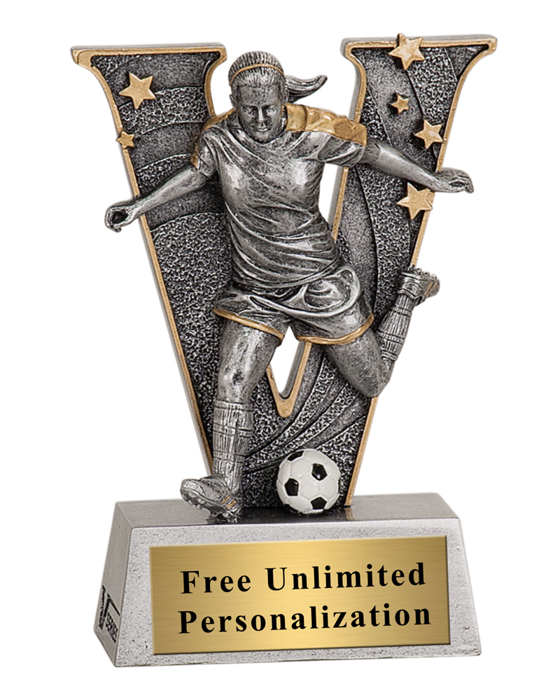 V-Series Soccer Award - Female