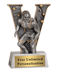 V-Series Wrestling Award
