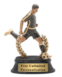 Power Soccer Trophy - Male
