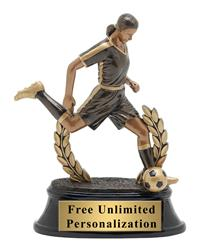 Power Soccer Trophy - Female