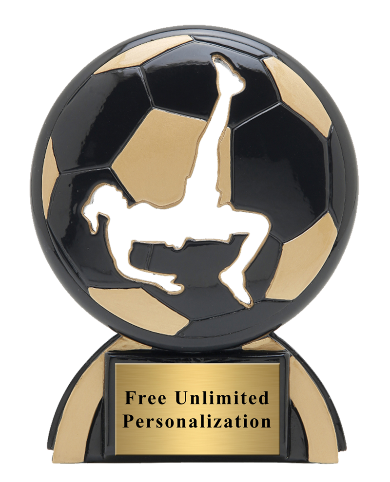 Shadow Soccer Trophy Female
