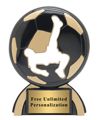 Shadow Soccer Trophy Male