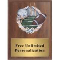 Football Millennium Plaque