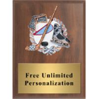 Hockey Millennium Plaque