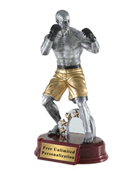Prestige Mixed Martial Arts Trophy