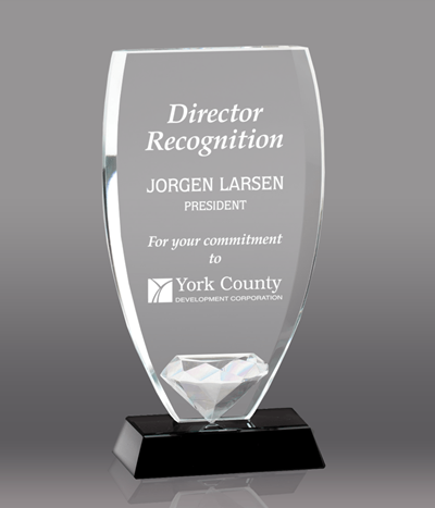 Paragon Diamond Glass Award
