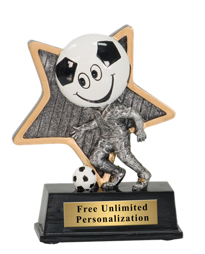 Little Pal Soccer Trophy