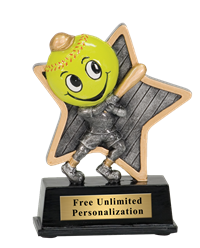 Little Pal Softball Trophy