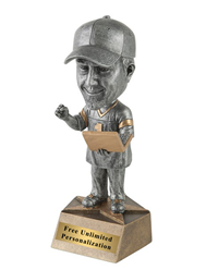 Bobblehead Fantasy Player Trophy