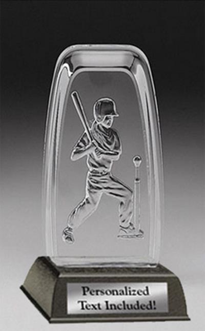 Tball Acrylic Award – Female