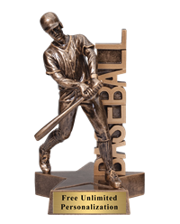 Billboard Baseball Trophy – Male
