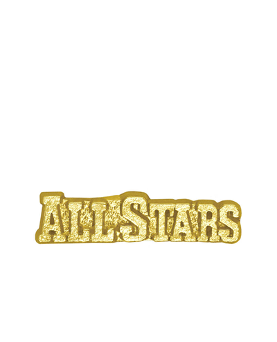 Sports Chenille Pin – All Stars