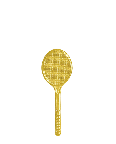 Sports Chenille Pin – Tennis Racket