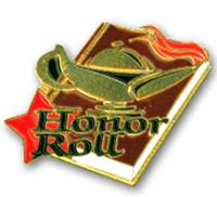 Academic Pin – Honor Roll