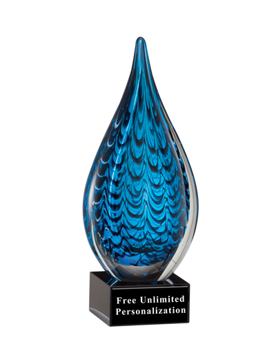 Glass Art Sculpture Award – 9