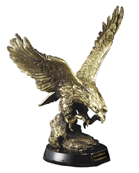 Premium Gold Flying Eagle Award