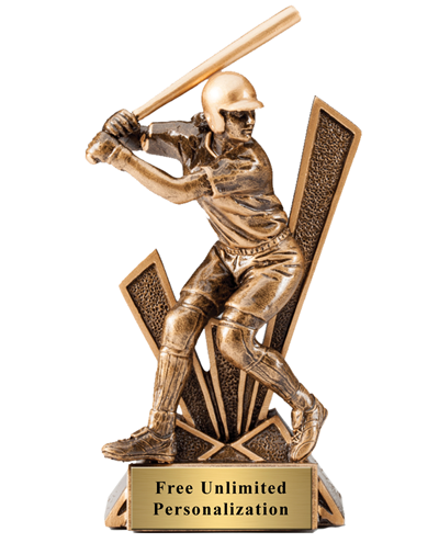 CheckMate Softball Trophy – Female